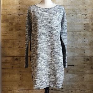 BANANA REPUBLIC - LONG SLEEVE DRESS -NWT - MEDIUM